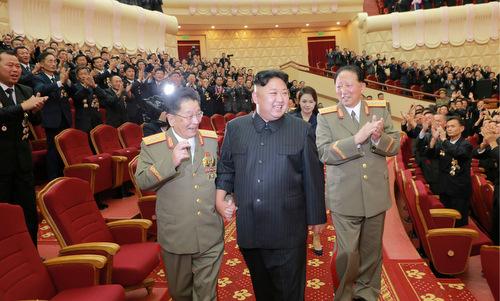 Nga - Trung cảnh báo Mỹ không lật đổ chính quyền Triều Tiên