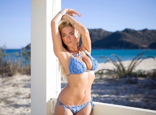 Người đẹp Playboy phấn khích trước khởi đầu như mơ của Inter