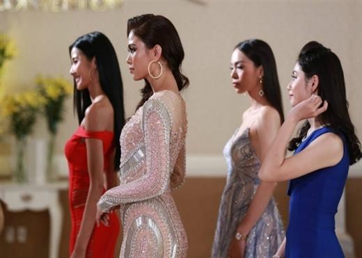 Người mẫu chạy đua tìm danh hiệu hoa hậu