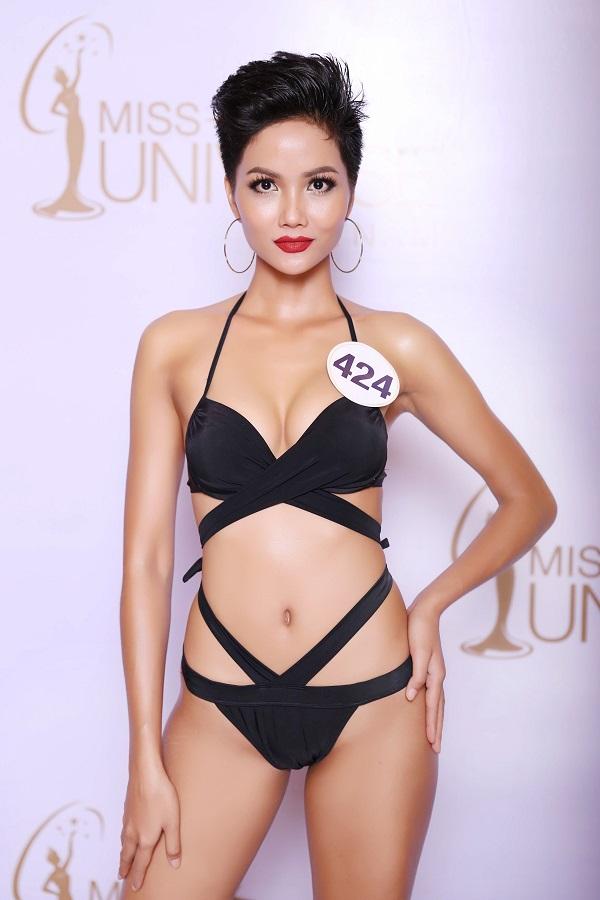 Những cô gái gây hoang mang nhất Hoa hậu Hoàn vũ Việt Nam