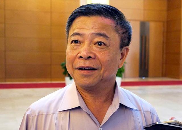 Ông Võ Kim Cự sắp thôi chức Chủ tịch Liên minh hợp tác xã Việt Nam