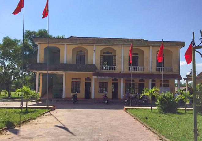 Trưởng công an một xã ở Hà Tĩnh xin nghỉ việc vì lương thấp