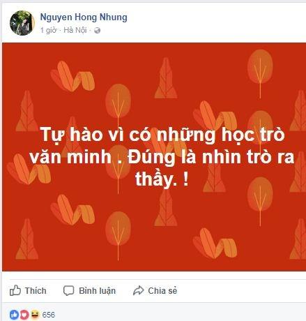 Bị Trang Trần tố ức hiếp, vợ Xuân Bắc đá xéo đáp trả