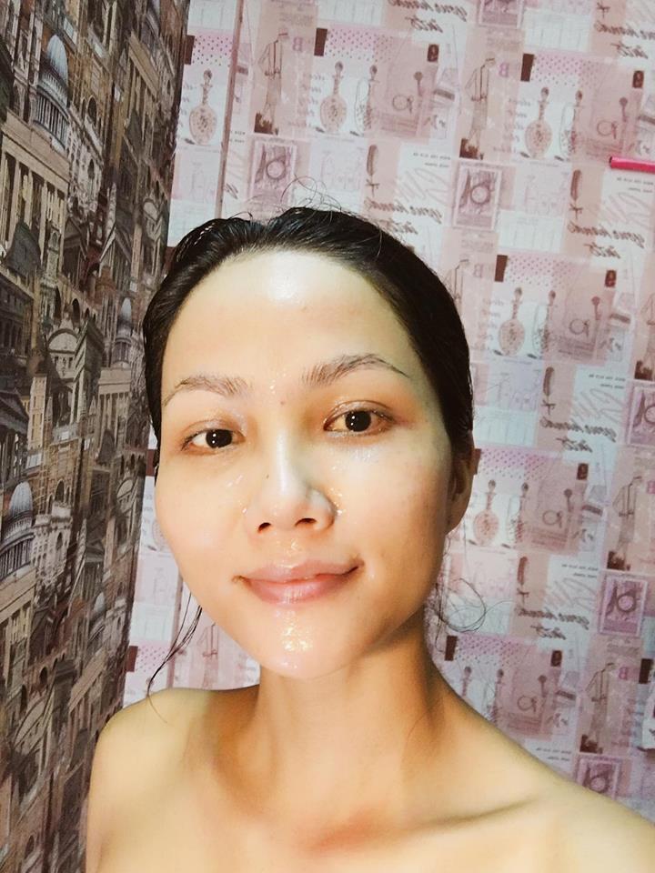 Giật mình nhan sắc không son phấn của thí sinh HHHV Việt Nam 2017