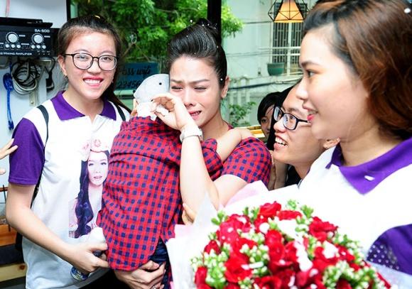 Nhiều bằng chứng cho thấy Nhật Kim Anh rạn nứt tình cảm với chồng doanh nhân