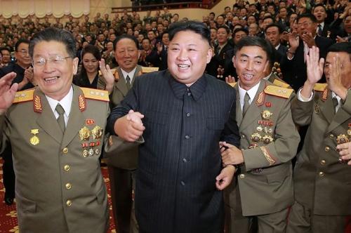 Triều Tiên dọa biến Mỹ thành tro tàn và nhấn chìm Nhật