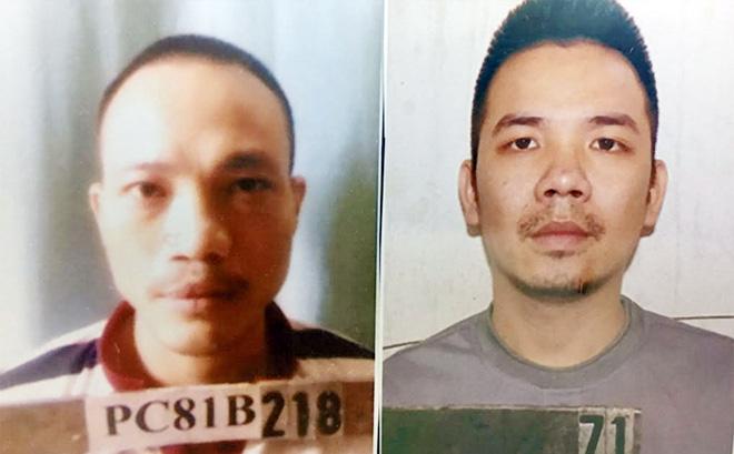 Khởi tố vụ án thiếu trách nhiệm để hai tử tù trốn trại