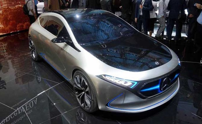 8 mẫu xe ý tưởng nổi bật ở Frankfurt Motor Show 2017