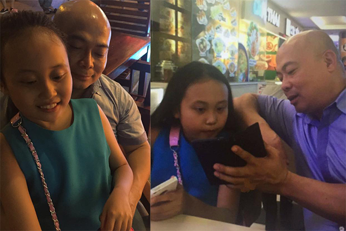Phương Thanh bất ngờ tiết lộ bố của bé Gà đã qua đời một năm