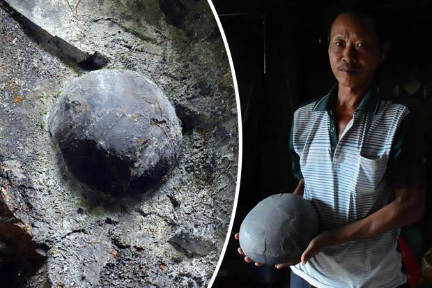 Giải mã bí ẩn vách đá kỳ quái 30 năm lại đẻ trứng một lần