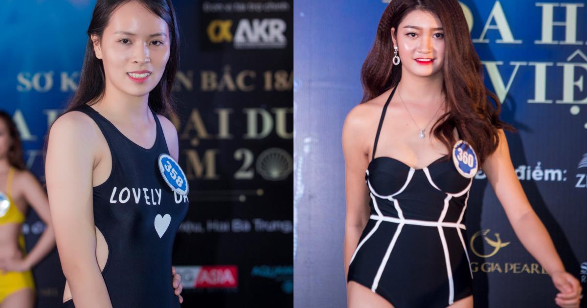 10 người đẹp lọt vòng bán kết Hoa hậu Đại dương 2017