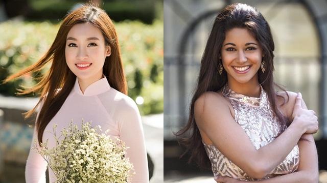 Bình chọn ở Miss World 2017 chỉ còn là cuộc chiến giữa Pháp và Việt Nam