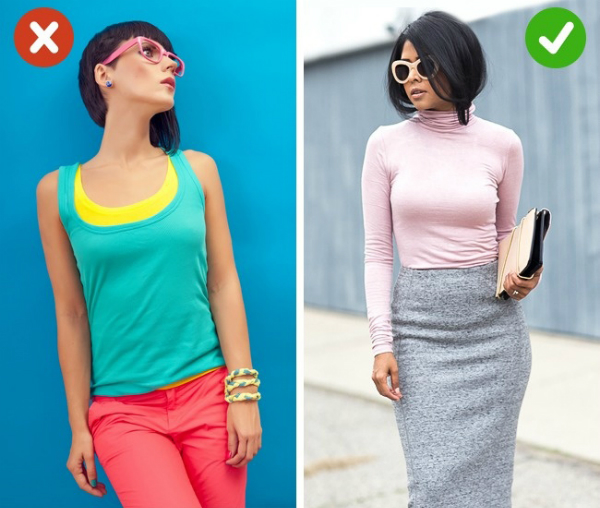 Muốn có vẻ ngoài hoàn hảo, bạn đừng mắc 8 lỗi thời trang này