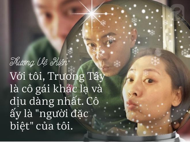 Trương Vệ Kiện - Trương Tây: Từng buông tay, từng tổn thương đến tận cùng để rồi lại yêu nhau hơn bao giờ hết!