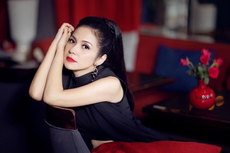 Việt Trinh lần đầu công khai: Tôi và ba của con chia tay dù còn đang rất yêu nhau