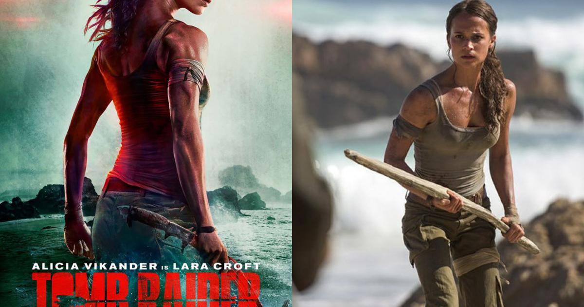 'Tomb Raider' phiên bản 2018 tung trailer đầu tiên