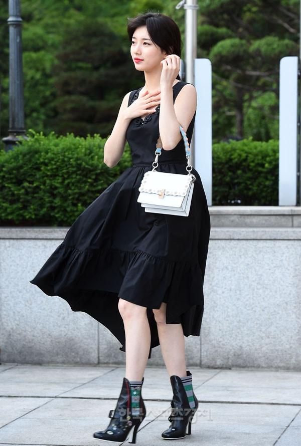 Yêu Lee Min Ho, tình đầu quốc dân Suzy ngày càng quyến rũ