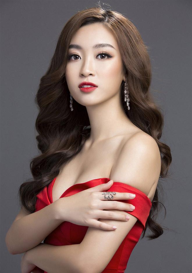 Bị chê lép, Hoa hậu Việt Nam tung ảnh trễ nải lộ vẻ đầy đặn