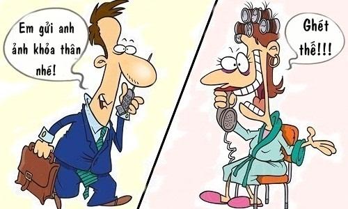 Tác dụng của ảnh vợ