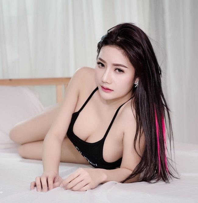 Ngắm gần nữ thần sexy mới nổi khiến đàn ông Thái Lan điên đảo
