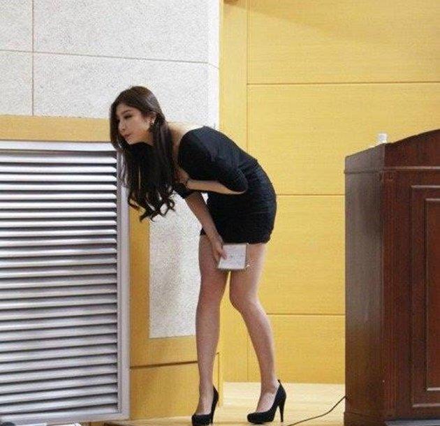 Park Hyun Seo - Nữ giảng viên trắng ngần, sexy hết nấc