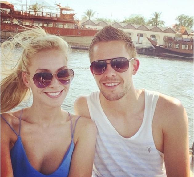 Alexandra Ivarsdottir: Bạn gái hoa hậu của sao Everton