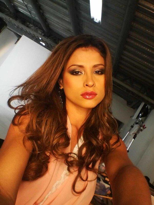 Daniela Jaramillo - tình một đêm chia buồn với James Rodriguez