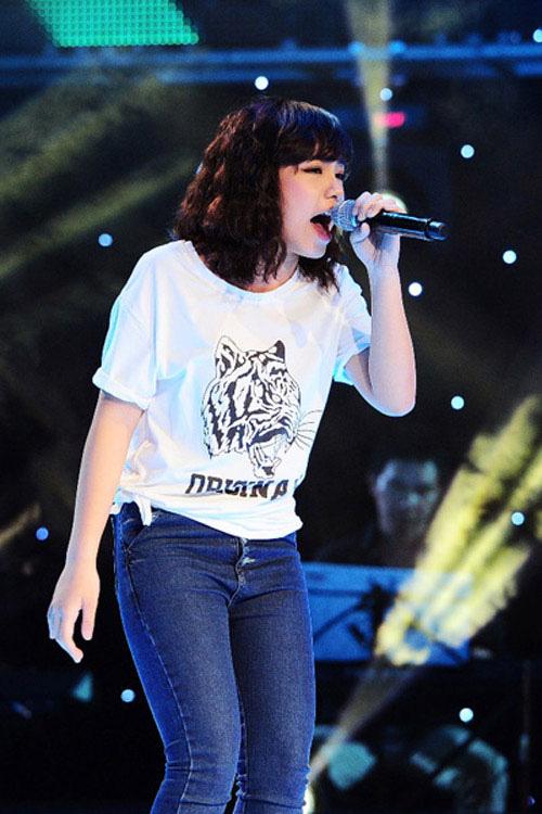 Hành trình nhan sắc của Thảo My sau 4 năm đăng quang The Voice 2013