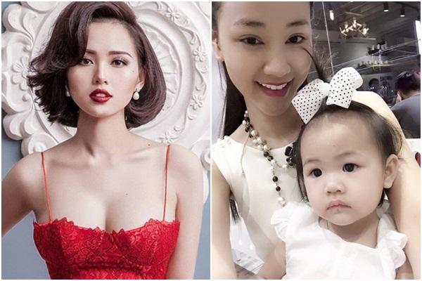 Tâm Tít ấn tượng nhất showbiz tuần qua khi công khai con gái Maya là của Chu Đăng Khoa