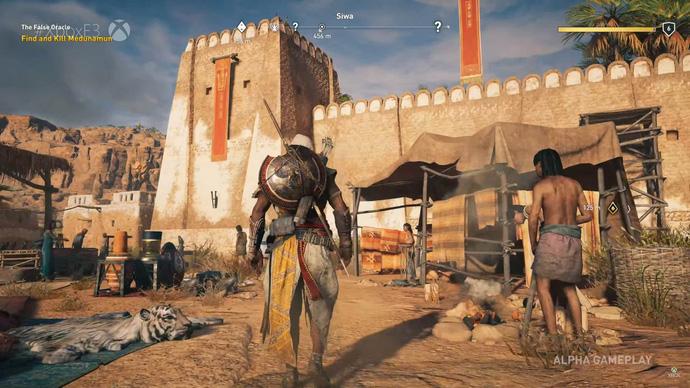 Tất tần tật những điều cần biết về Assassin's Creed Origins, tựa game hoành tráng nhất về thế giới Ai Cập cổ đại