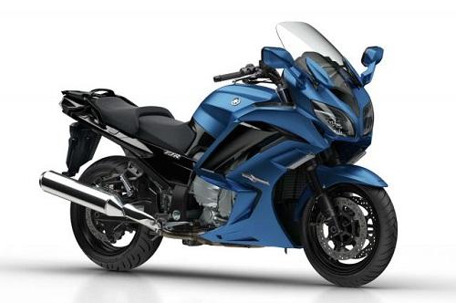Yamaha tung màu áo mới dành cho XSR700, XSR900 và FJR1300 2018