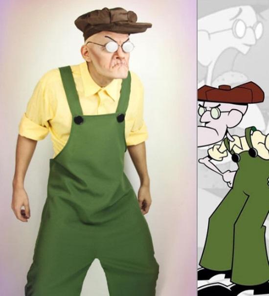 Chàng trai dành 10 năm cosplay các nhân vật Disney