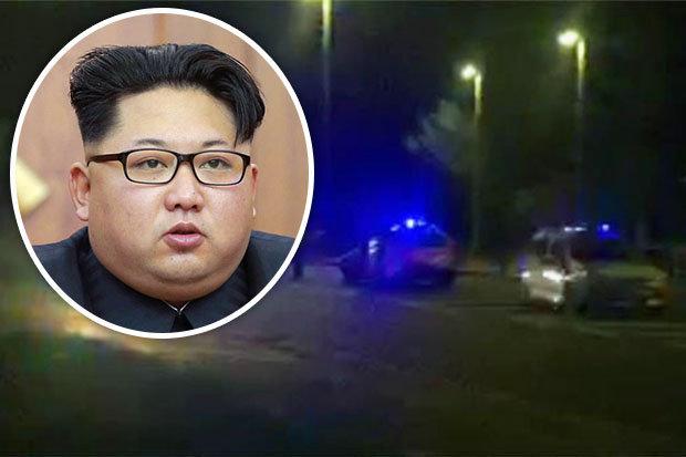 Đại sứ quán Triều Tiên báo động vì vật thể lạ - Hình 1