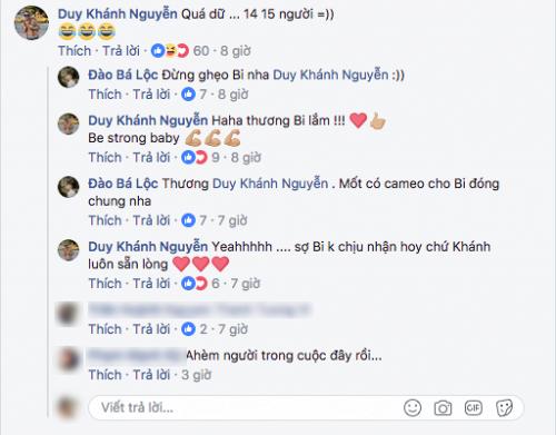 Duy Khánh nhắn gửi tới Đào Bá Lộc trước &'ồn ào' tình cảm đồng tính với MC nổi tiếng - Hình 1