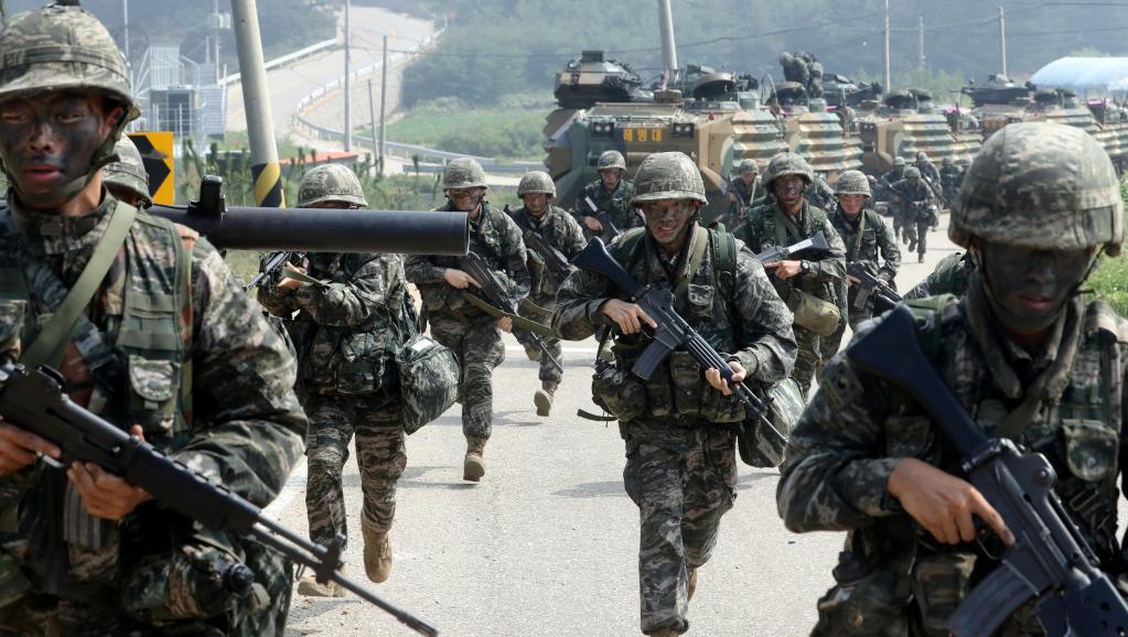 Nếu chiến tranh Triều Tiên: Không có bên thắng cuộc! - Hình 1