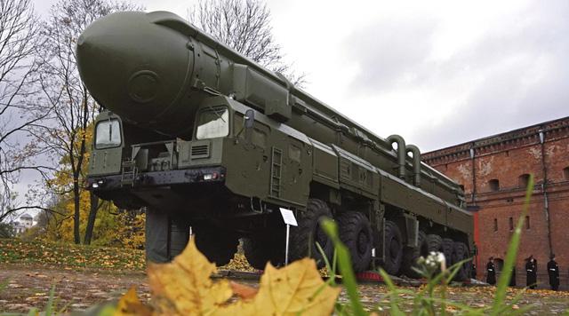 Nga phóng thành công tên lửa đạn đạo liên lục địa - Hình 1