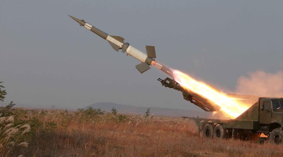 Triều Tiên nói Trump đã tuyên chiến, doạ bắn hạ máy bay Mỹ - Hình 1