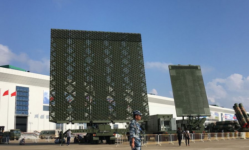 Trung Quốc thử radar chuyên săn máy bay tàng hình Mỹ - Hình 1