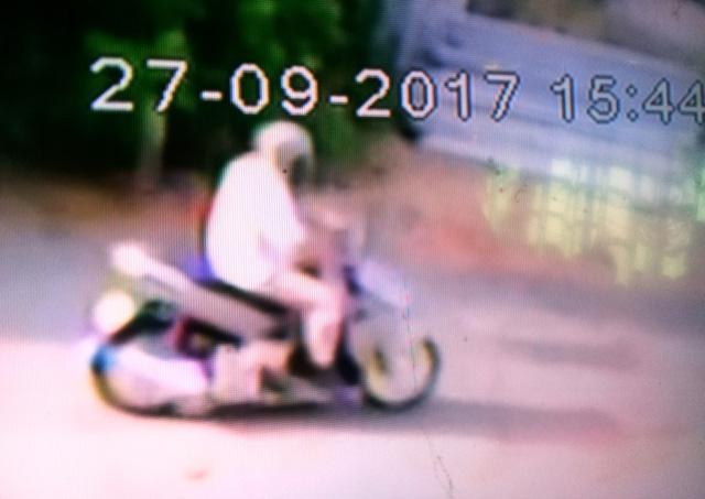 Một lão nông giáp mặt với nghi phạm cướp ngân hàng ở Vĩnh Long