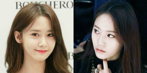 Loạt idol Hàn không cùng huyết thống mà giống nhau như tạc