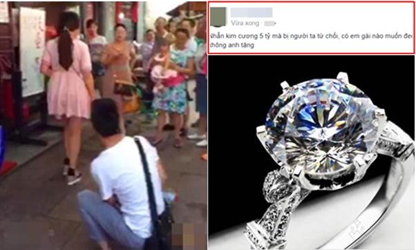 Yêu 9 năm cầu hôn bị từ chối, hôm sau thấy bạn gái nhận lời gã trưởng phòng