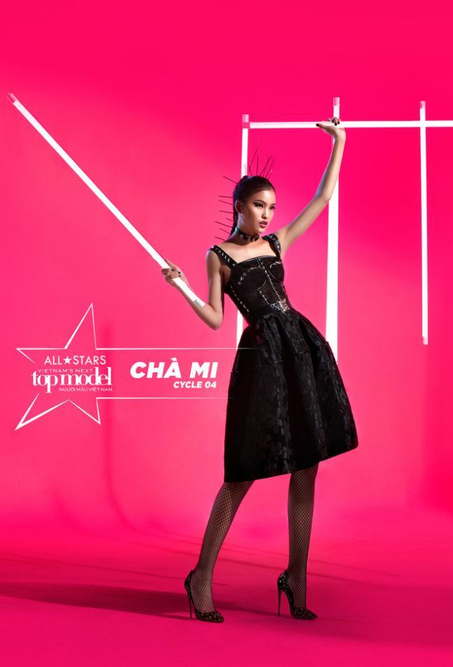 Chà Mi - Kim Dung - Thùy Dương: Ai xứng đáng với ngôi vị quán quân Vietnams Next Top Model?