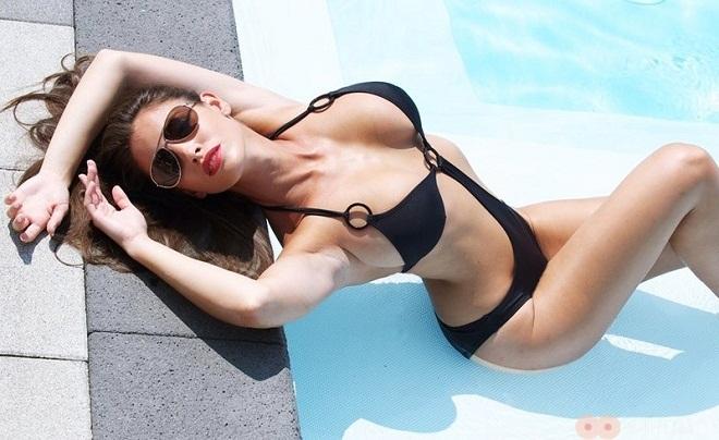 Nữ vận động viên có đào tiên 92cm bỏ nghề làm mẫu nude