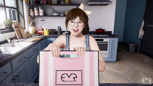 Lác mắt với game hẹn hò bạn gái ảo của Hàn Quốc, mới xem trailer đã không thể ngồi yên