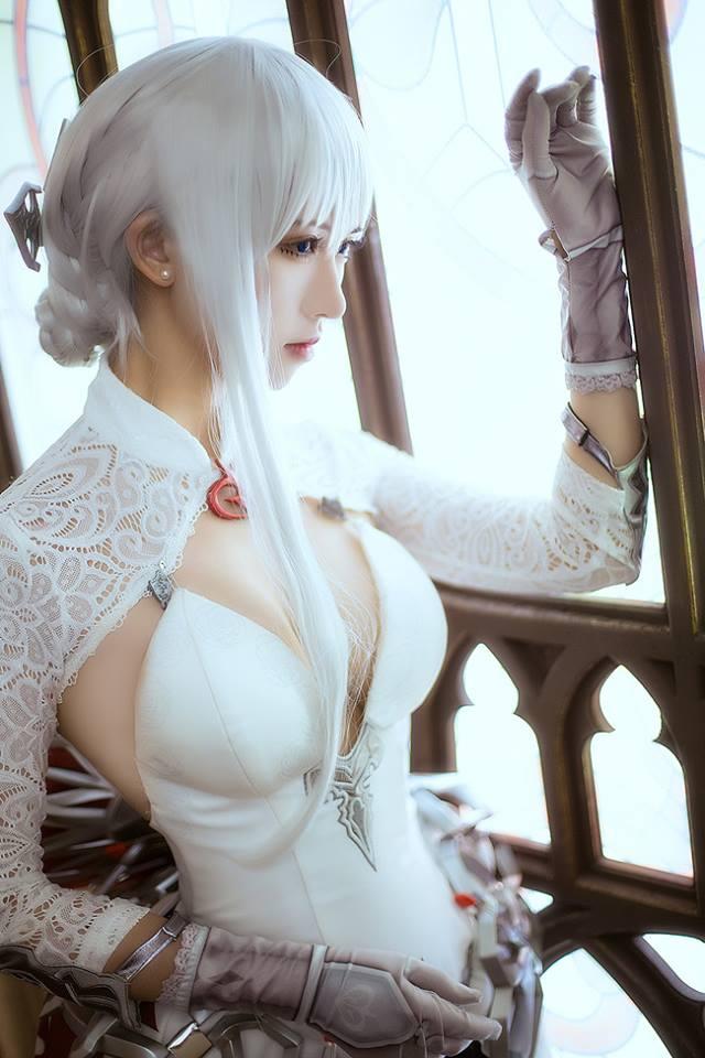 Ngắm nàng Bạch Tuyết tuyệt đẹp trong game hot SINoALICE