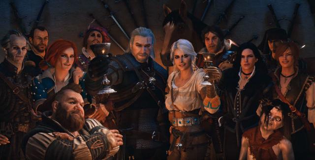 Sau 10 năm chinh chiến cùng The Witcher, Geralt xuất hiện lần cuối trước khi lui về nghỉ hưu ?