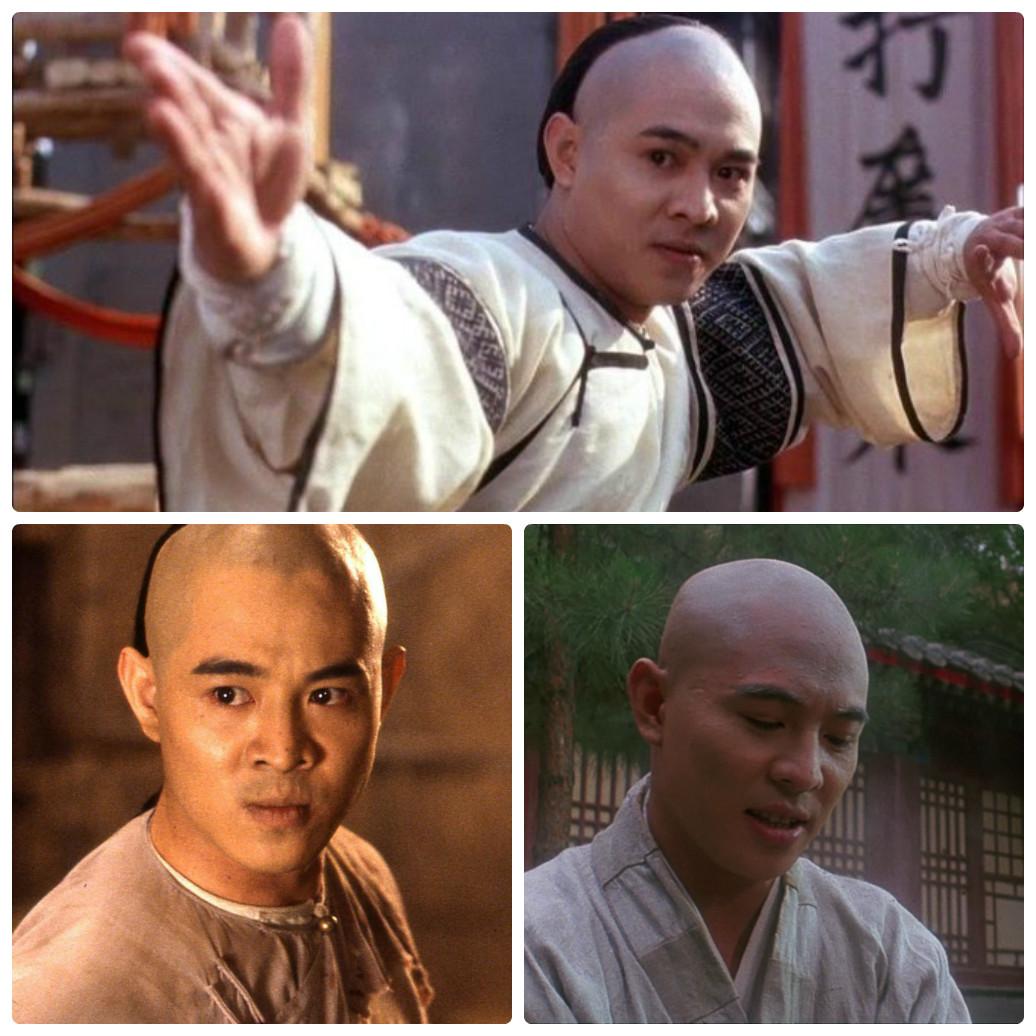 Hé lộ lý do các diễn viên Hong Kong không cạo đầu trong phim cổ trang