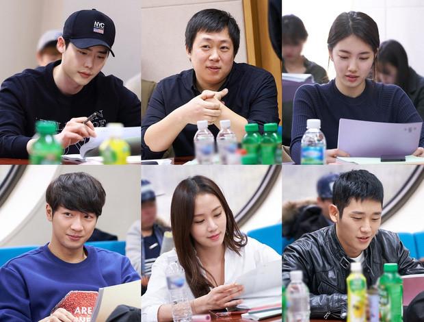 Màn tái hợp của Suzy và Lee Jong Suk được trông chờ nhất tháng 9