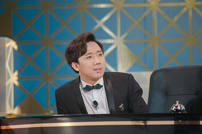 Trấn Thành làm host chương trình mang tên mình
