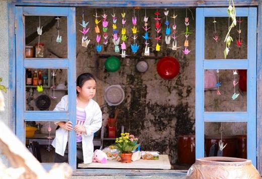 Diễn viên nhí Nắng - con nhà nòi của gia tộc 6 đời làm nghệ sĩ
